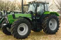[Deutz-Fahr] trattore AgroStar 6.81