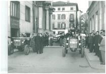 Lancio del trattore SAME Centauro a Bergamo