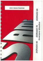 DORADO 66 - 76 - 86 Inversore idraulico - Uso e manutenzione