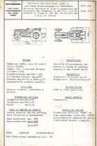 """Atto di omologazione della trattrice SAME Leone 75 con freno misto-automatico """"Westagro"""""""