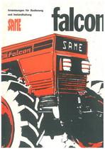 FALCON - Bedienung und wartung
