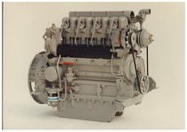 Motore ADIM Serie 1000 W 4 cilindri