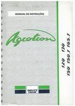 AGROTRON 120-130-150-150.7-165.7 - Uso e Manutenção