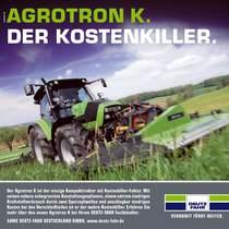 AGROTRON K / Der Kostenkiller