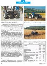 Prova in campo del trattore Lamborghini 564-60 DT Crono