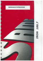 IRON 180.7 - Uso e manutenzione