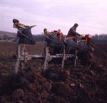 [SAME] Drago al lavoro con aratro - Francia, 17/12/1971, (da SAME-FRANCE)