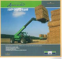 AGROVECTOR 100% Deutz - Fahr