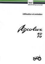 AGROLUX 60 - AGROLUX 70 - Utilisation et entretien