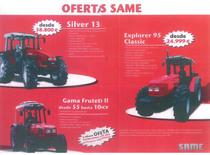 Ofertas Same - SILVER 130 - Gama FRUTTETO II - EXPLORER 95 Classic