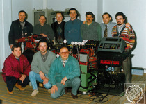 Scuola meccanici SLH - Corso Titan