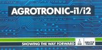 AGROTRONIC - i1/i2 : Showing the way forward