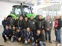 SDF Academy - Corso Serie 6 Agrotron