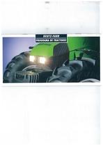 Càtalogo de la gama - Programa de Tractores