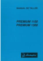 PREMIUM 1100 - 1300 - Manual de taller