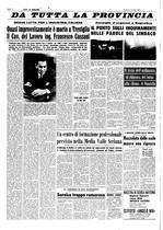 Grave lutto per l'industria italiana. Quasi improvvisamente è morto a Treviglio il Cav. del Lavoro ing. Francesco Cassani