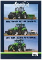 AGROTRON 160 - 175 - 200 Elektronik Motor Control und Elektronik Powershift