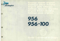 956 - 956 - 100 - Catalogo Parti di Ricambio / Tractor Spare Parts / Catálogo de peças originais