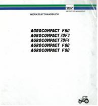 AGROCOMPACT F60-70F3-70F4-F80-F90 - Werkstatthandbuch