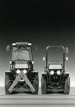 [Deutz-Fahr] trattori serie DX da frutteto