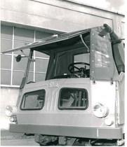 Samecar Agricolo - Vista anteriore