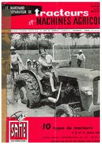 TRACTEURS E MACHINES AGRICOLES