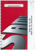 IRON 100-110-120 e Hi-LINE - Instruktionsbog