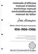 956-1106-1306 TURBO - Manual de taller