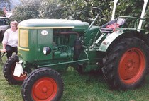 Trattore DEUTZ - 45 PS - F2 L514