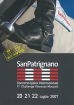 Deutz-Fahr: sponsorizzazione del concorso ippico Internazionale San Patrignano, 20-22 luglio 2007