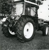 [SAME] trattore Frutteto 75 con arco e cabina