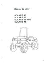 SOLARIS 25 - 35 - 35 WIND - 45 - Werkstatthandbuch