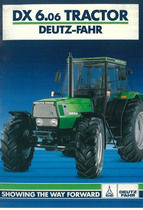 DX 6.06 Tractor