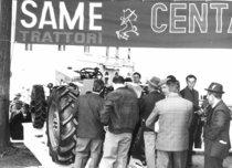 Lancio del trattore SAME Centauro a Grosseto