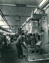 Stabilimento Same - Lavorazione meccanica