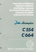 C 554 - C 664 - Manual de Oficina