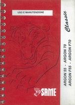 ARGON 55 - 70 - F55 - F70 CLASSIC - Libretto uso & manutenzione
