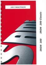 IRON 200 - 200 CLASSIC - Uso e manutençao