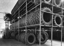 Stabilimento Same - Magazzino pneumatici