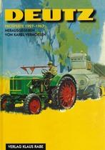 VERMOESEN Karel, DEUTZ prospekte 1927-1967, Koeln, Verlag Klaus Rabe, 1997