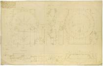 Motore B 8/110 - Disegno B12110 - Carter ingranaggi