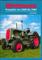 ROTHLIN Gerold, HURLIMANN Prospekte von 1929 bis 1983, S.l., S.n., 2008