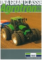 Un gran Classe AGROTRON 215 - 265