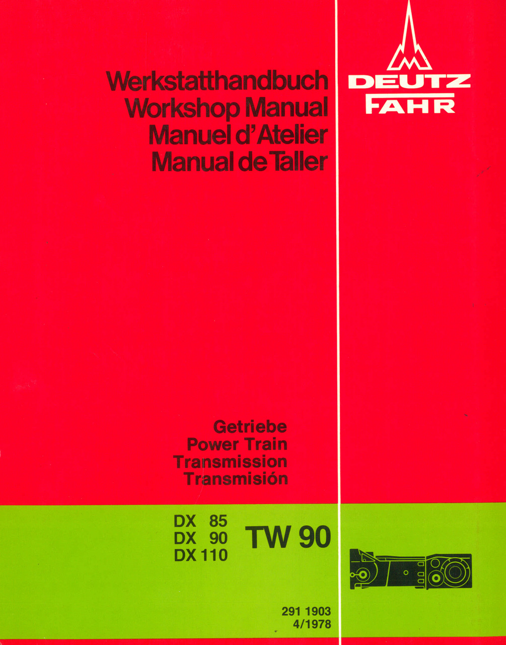 sdf archivio storico e museo rh archiviostorico sdfgroup com Deutz-Fahr 6806 4WD Deutz-Fahr Tractor 4