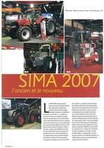 SIMA 2007: L'ancien et le nouveau