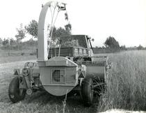 Samecar Agricolo con falcia-trincia-caricatrice