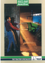 AGROSTAR The tractor specialists