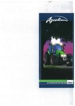 Catalogo di gamma - AGROTRON