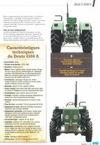 Deutz D 4506 A: le passe-partout