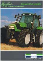 Agrotron TTv 1130-1145-1160 - Argomenti di vendita